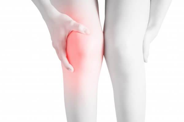 טיפול בדלקות שונות במפרק הברך