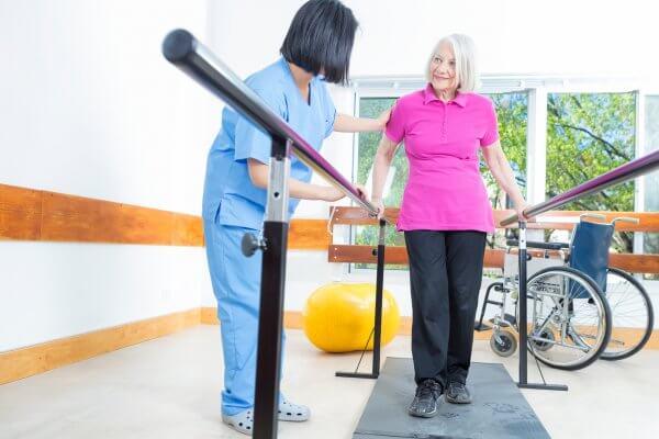 שבר במפרק הירך – טיפול והחלמה