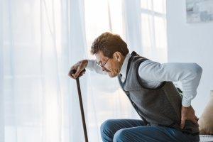 סיבוכי דלקת מפרקים ניוונית