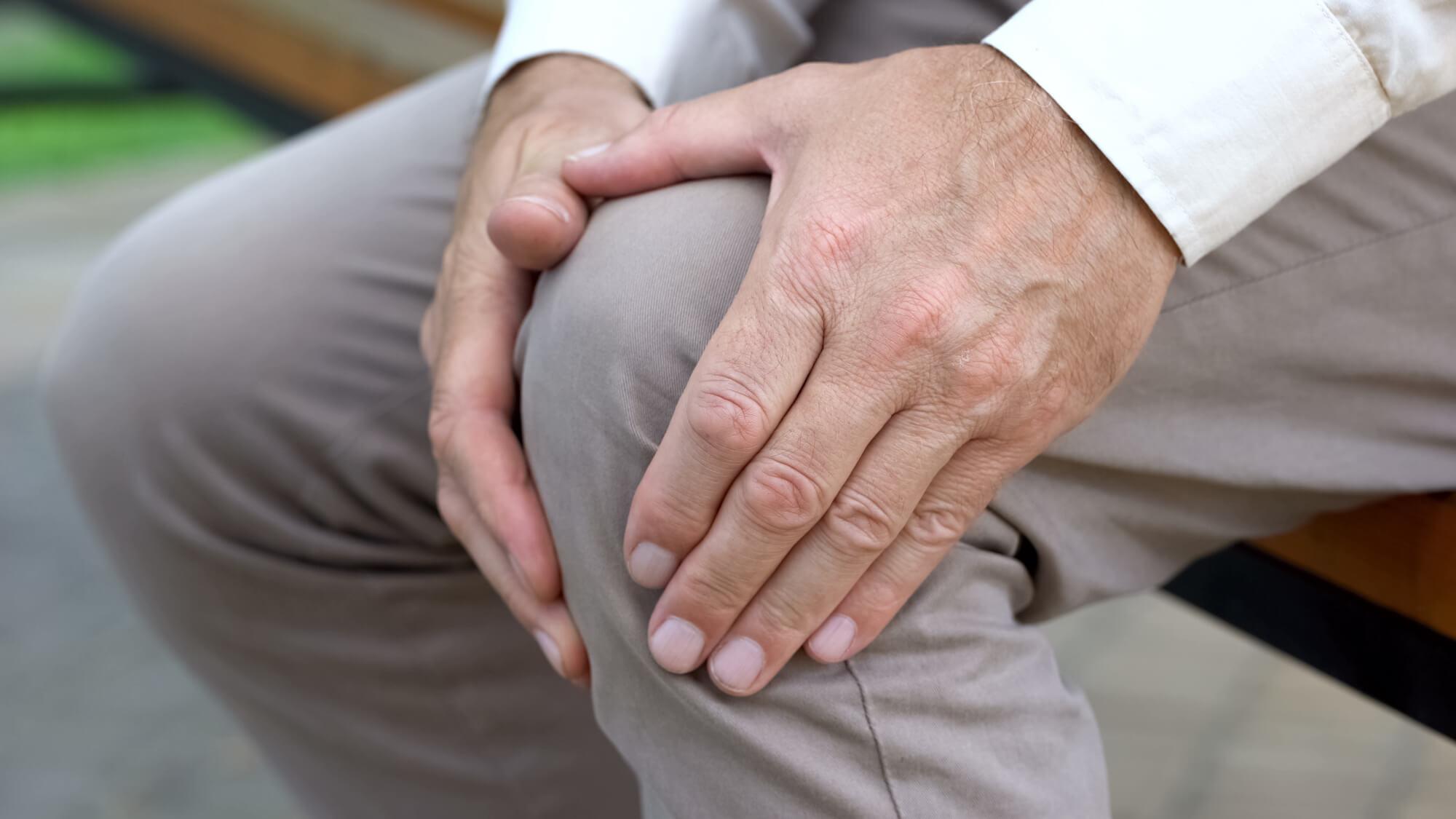 מתי להחליף את מפרק הברך