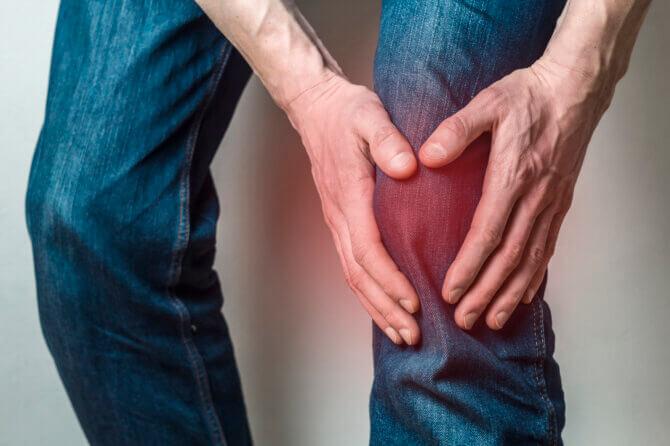 קרע במיניסקוס או דלקת מפרקים