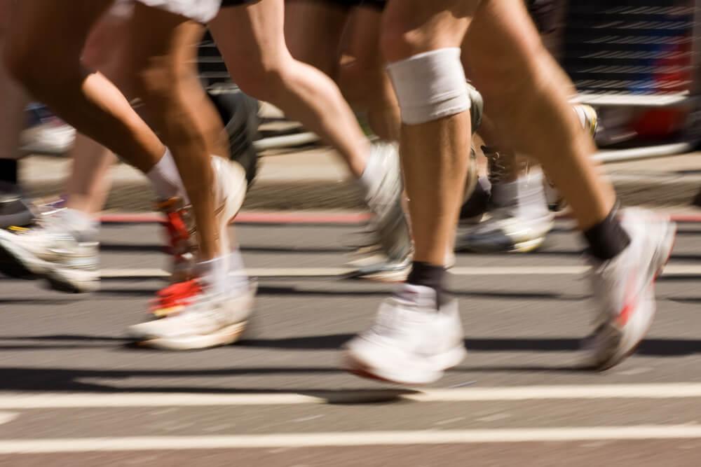 פציעות ספורט - ברך אצנים